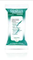 SAUGELLA ANTISEPTIQUE Lingette hygiène intime Paquet/15