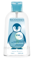 ABCDERM H2O Solution sans rinçage nettoyante bébé Fl pompe/1L