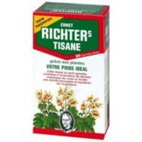 Ernst Richter's Tisane poids idéal 20 Sachets